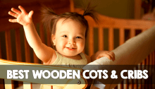 India's Best Wooden Cots and Cribs for Babies - The Champa Tree