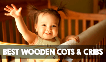 India's best wooden cots and cribs for babies