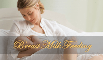 Top 7 reasons why breast milk feeding is important