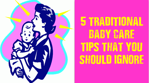 5 Traditional parenting styles and baby care tips that mums today are unlearning