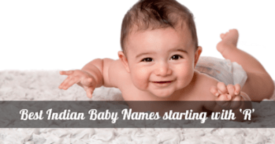 20 Best baby names starting with letter R