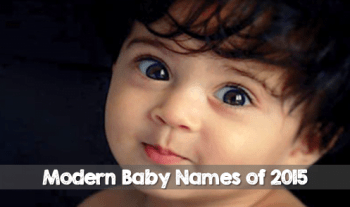 Modern Baby Name Ideas – Top 20 Modern Baby Names of 2021