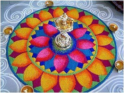 Diwali rangoli designs 08
