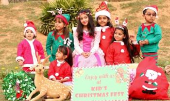 4 Not to be missed Christmas kids carnivals and events in Delhi