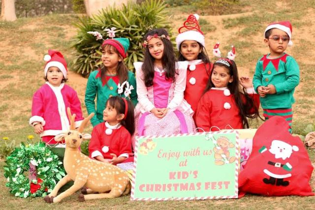Christmas carnivals events in Delhi 03