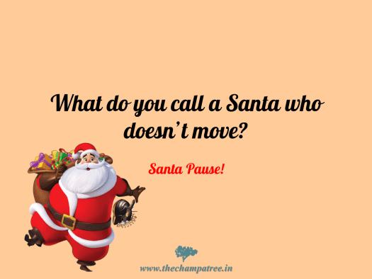 Santa claus jokes for kids 01