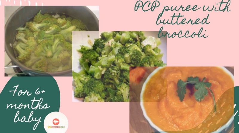 Recipe For 6 Months Babies And Toddlers - Puree recipe food for 6 month old