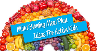 Meal plan ideas for active kids 04