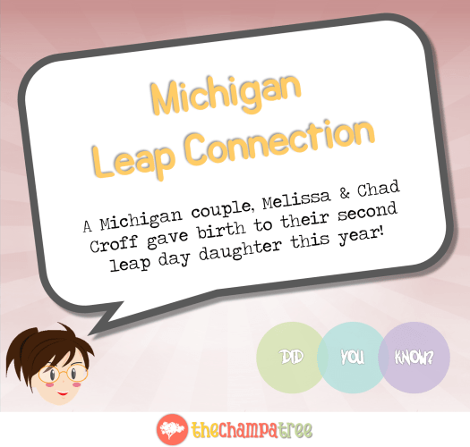 Did You Know Facts - Michigan Leap Connection 01