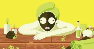 Homemade beauty masks 01