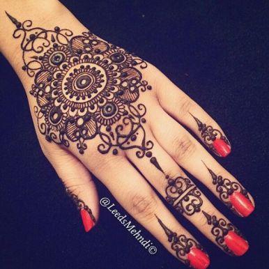 Mehndi designs 04