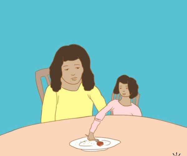 Why being a mother doesn't have to necessarily mean she makes her life a sacrifice