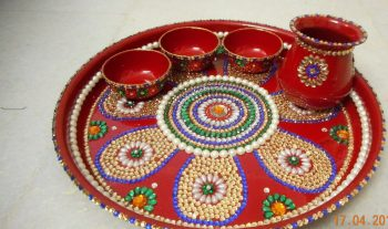 19 Unique Karwa Chauth Pooja Thali Designs Available Online
