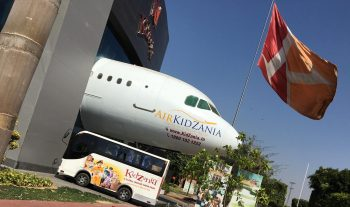 Our Visit To KidZania Indoor Theme Park