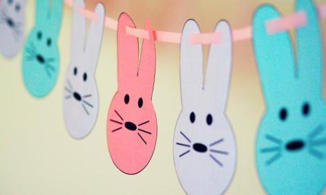 Easter crafts for preschoolers 04