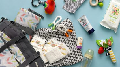 Perfect diaper bag 02