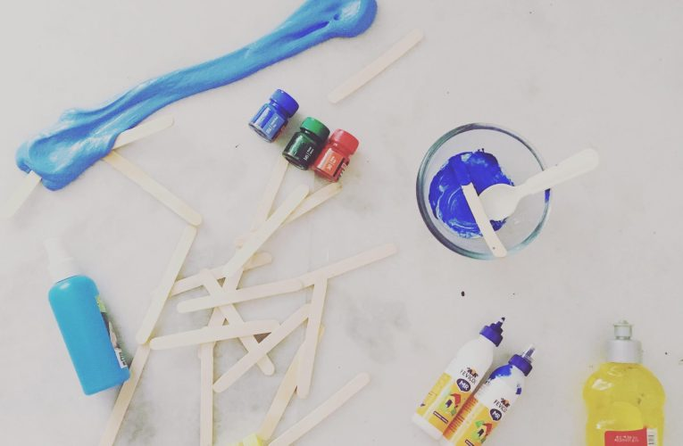 How to make slime at home in 3 simple steps