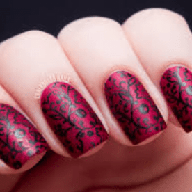 DIY nail art designs 16