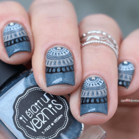 DIY nail art designs 20