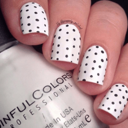 DIY nail art designs 23