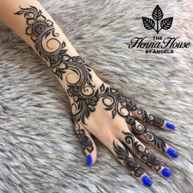 Mehndi Designs For Karwa Chauth (Top 20) - TCT