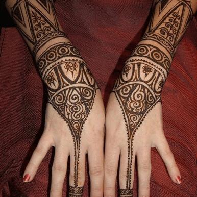 Mehndi designs for karwa chauth 19