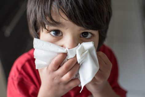 Cold related allergies in kids 04