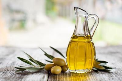 baby skin care olive oil
