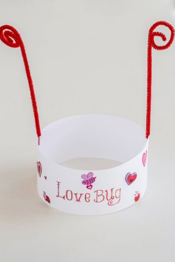 Valentine's Day art and craft ideas 05