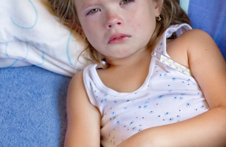 5 Causes of gas pain in children