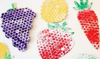 5 Fruit And Vegetable Art And Craft Activities For Kids