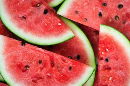 Watermelon Slices - Hydration food