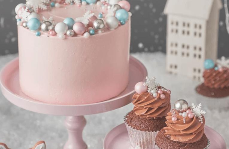 20 Winter Inspired Birthday Cakes for Kids