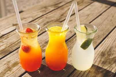 Healthy summer drinks - Jaggery Tukmuriya Sherbet (TCT)