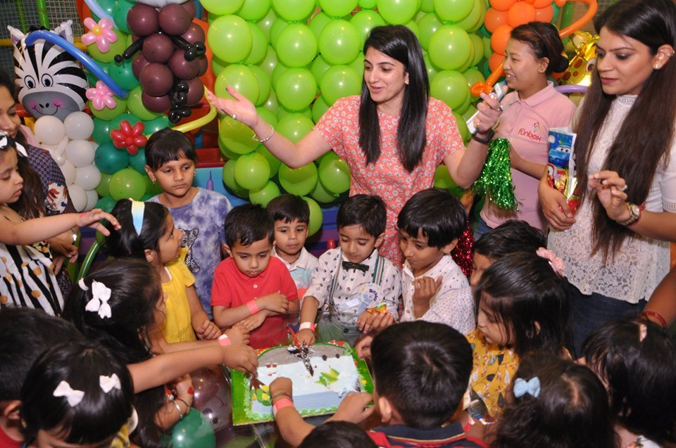 Indian Birthday Parties What S So