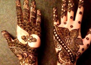 60 Eid Mehendi Design Styles Including Flower Mehndi Patterns
