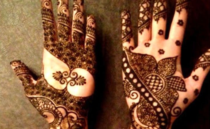Flower Mehndi Design and Patterns: Eid Mehendi Design - TCT