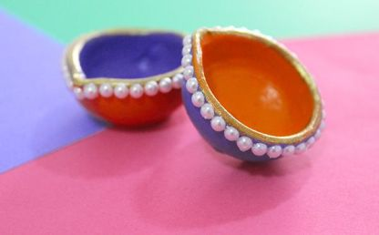 Diwali DIY Diya Ideas 01