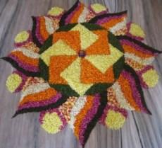 Diwali rangoli designs 21