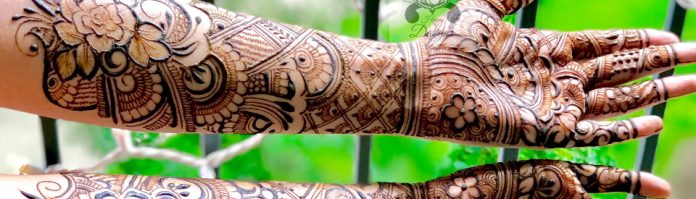Mehndi designs for karwa chauth 28