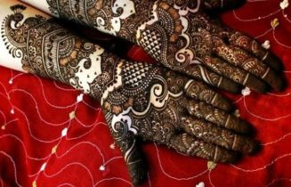 Mehndi designs for karwa chauth 29