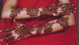 Mehndi designs for karwa chauth 31