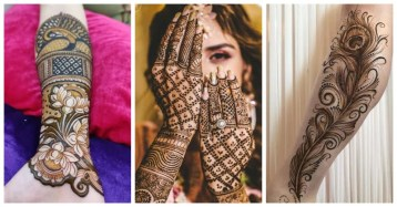 Mehndi designs for karwa chauth 47