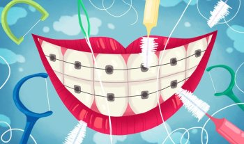 Sabka Dentist Tells You How To Take Care Of Children's Teeth With Braces