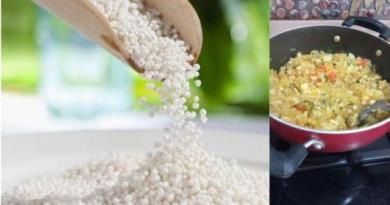 Sabudana Khichri Recipe: How To Prepare it For Kids