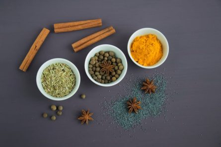 Treat worms in kids using home remedies - Turmeric