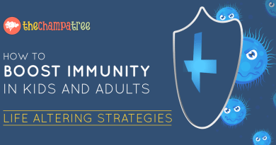 How To Boost Immunity In Kids And Adults - 4 strategies
