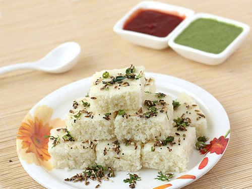 Rava Dhokla Recipe : Check Out the 7 Best Dhokla Recipes