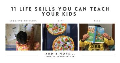 Life Skills You Can Teach Your Kids during quarantine
