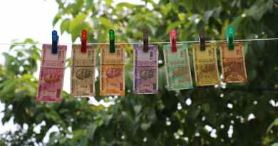 Worried About Your Investments - Indian currency